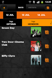 Optimus Alive 2013 - screenshot thumbnail