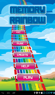 Memory Rainbow- screenshot thumbnail