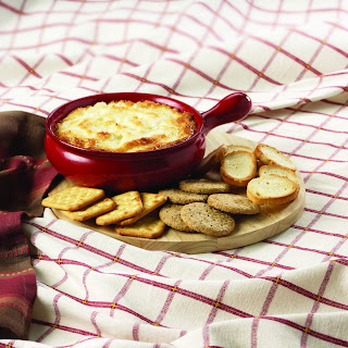 Creamy Smokin Chicken Dip.