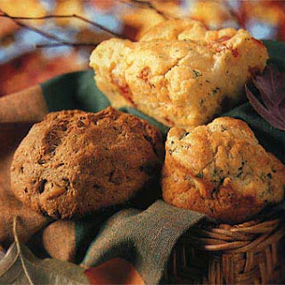 Sour Cream and Herb Muffins