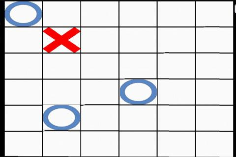 TicTacToe game 2012 HD- screenshot