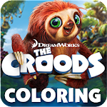 The Croods Coloring Storybook 1.05 Apk