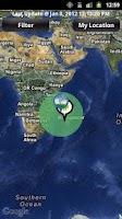 Screenshot of Earthquakes Pro