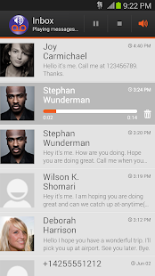 App Visual Voicemail by MetroPCS APK for Windows Phone
