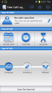 Fake Call Log - screenshot thumbnail
