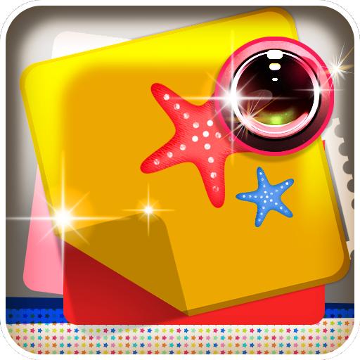 節日賀卡 攝影 App LOGO-APP試玩