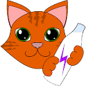 Kitty Cat Battery icon