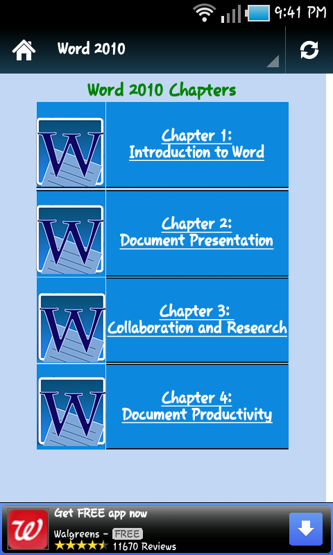 Office 2013 - Study Guide Free- screenshot