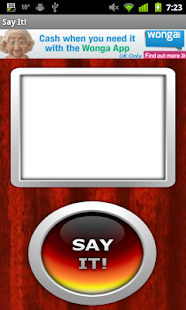 Say It! Text To Talk - screenshot thumbnail