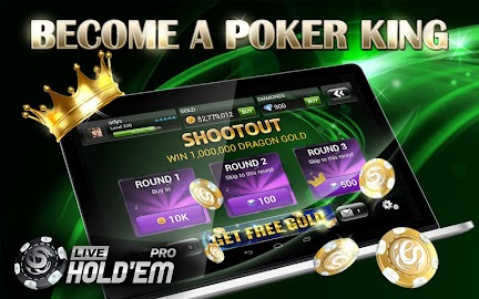 Live Hold'em Pro – Poker Games Screenshot 32