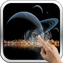 Galaxy City Lights icon