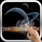 Galaxy City Lights icon
