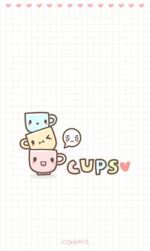 Cups go launcher theme