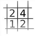 Square Math Full Key icon