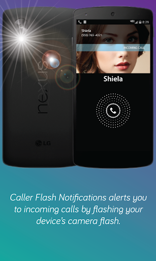Call Flash Notification