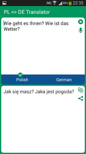 Polish Dutch Translator