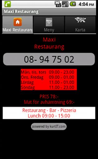 Maxi Restaurang