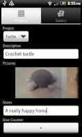 Screenshot of Knit Knacks