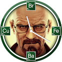 BREAKING BAD SOUND-CLOCK icon