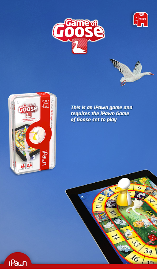 Game of Goose for iPawn® - screenshot