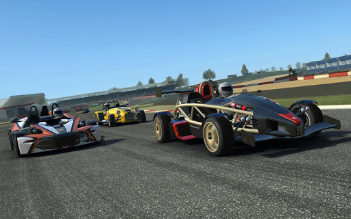 Real Racing 3  captures d'écran 6