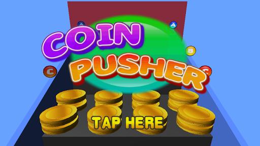 コインを落とせ!コインプッシャー