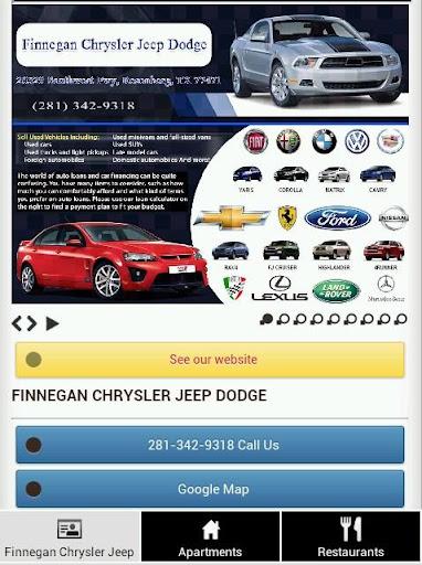 Finnegan Chrysler Jeep