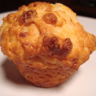 Italian Cheese and Pancetta Mini-Muffins Recipe