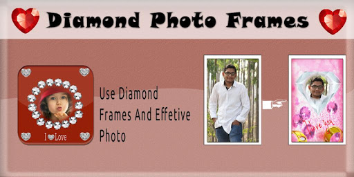 Diamond Photo Frames