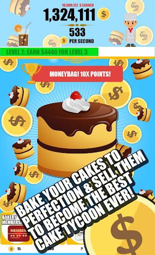 Cake Clicker: Bakery Empire