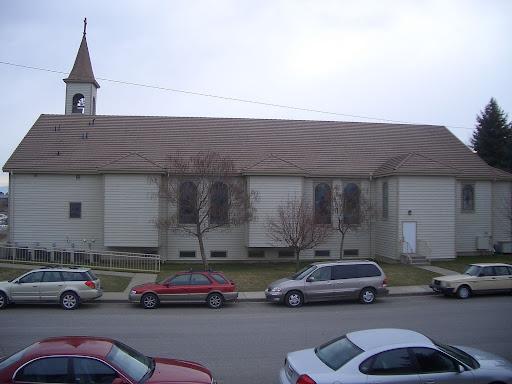 ポストフォールズの教会