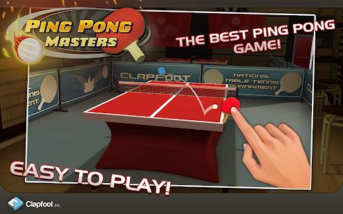Ping Pong Masters 6