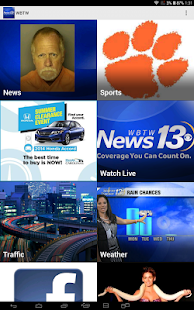 WBTW News 13- screenshot thumbnail