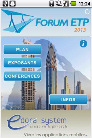Forum ETP 2013