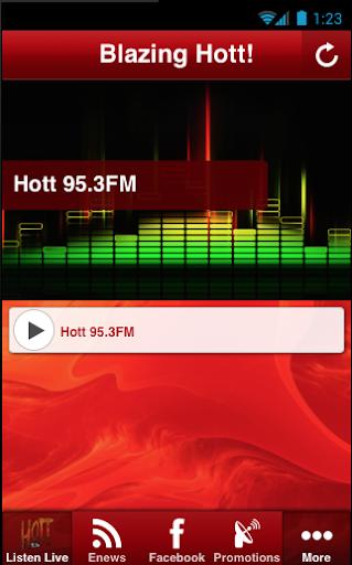 Hott 95.3FM
