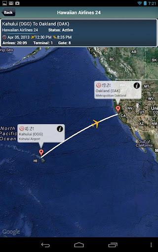 Oakland Airport+Flight Tracker