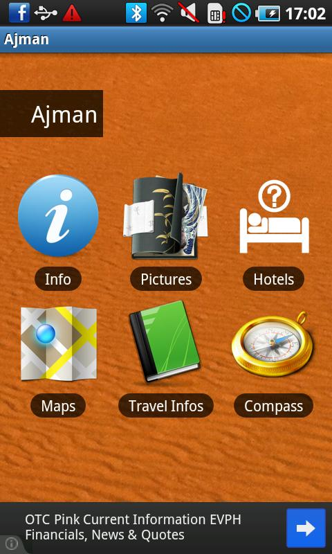 Ajman Travel Guide- screenshot