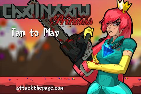 Chainsaw Princess - screenshot