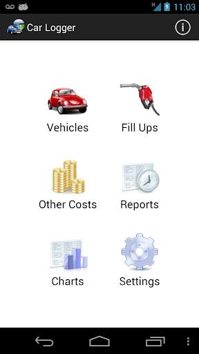 Car Logger License