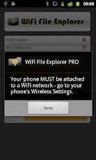 WiFi File Explorer PRO 1.8.0 android apk