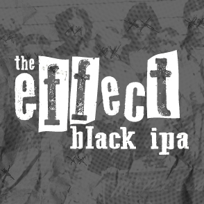 Logo of Brazos Valley Brewing - The Effect Black IPA