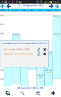Screenshot of Mon Calendrier Plus