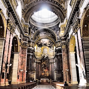 Rome by Lisa Stornes - Buildings & Architecture Places of Worship
