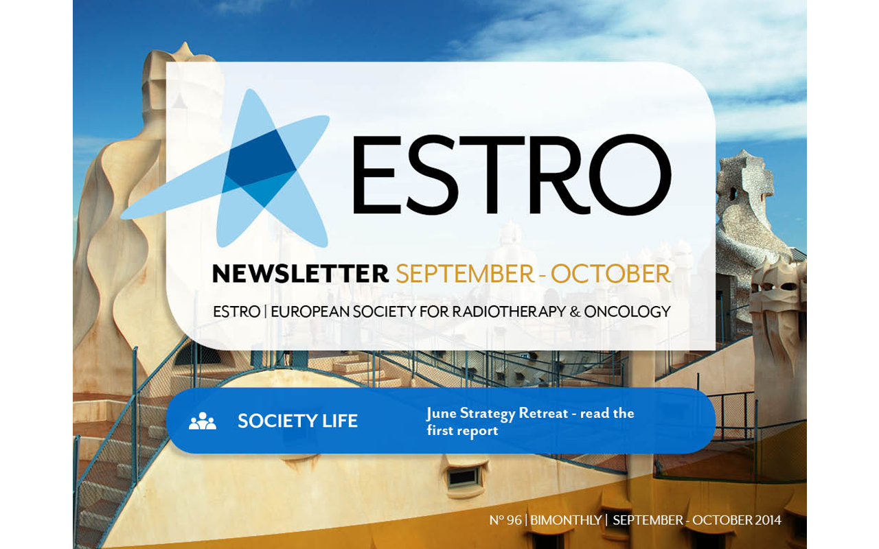 ESTRO News- screenshot