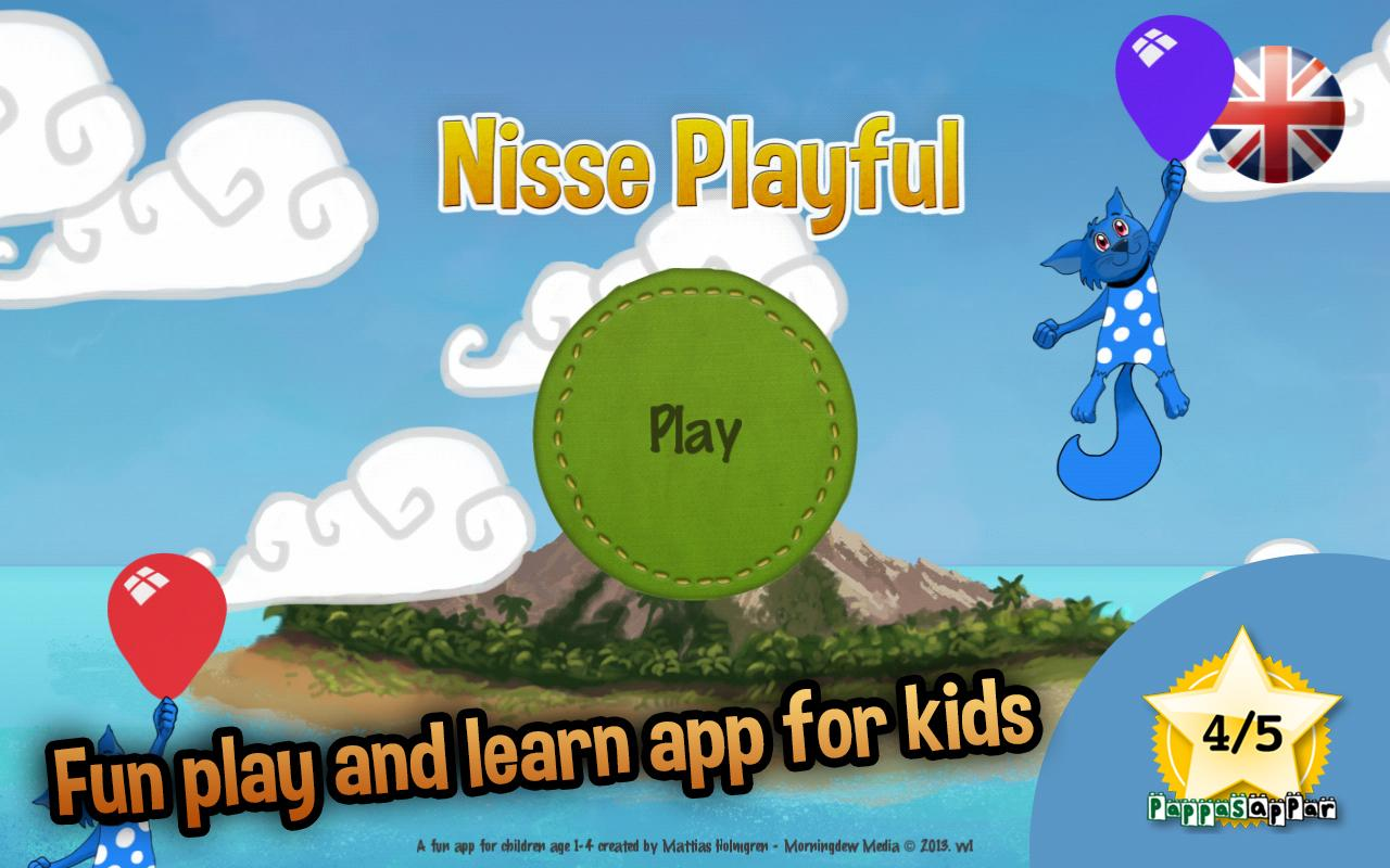 Nisse Playful- screenshot