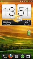 Screenshot of Battery Widget+ (Ad free)