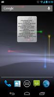 Screenshot of Das Gebet des Tages