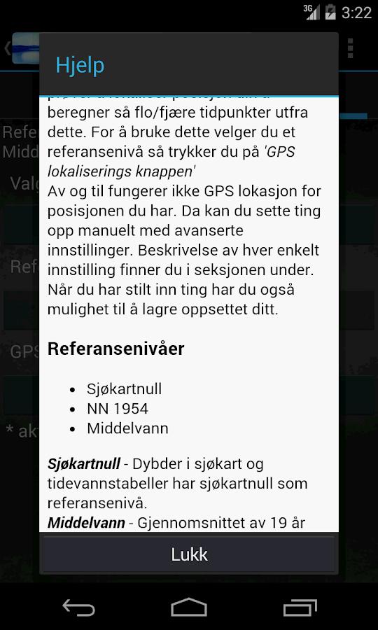 Flo og Fjære - screenshot