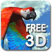 3D Birds Live Wallpaper FREE
