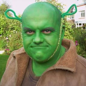 Shrek by Nicholas Thompson - People Portraits of Men